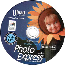 Ulead Photo Express 6.0